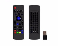 Best Practical Smart Remote Controller 2.4g Air Mouse MX3 Keyboard with Microphone