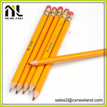safety for kid cheap wooden carpenter custom pencil