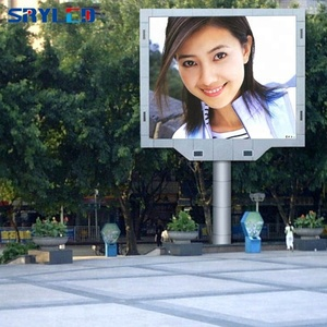 Led panel screen high quality DIP P16 outdoor advertising led screen price