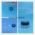 cosmetic loose powder jar clear empty /10g 5g price