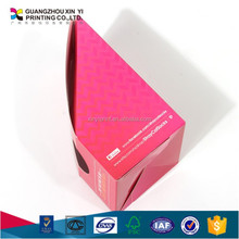 Guangzhou printing custom stereo fashion sizes paper box packaging/toy box/sugar box