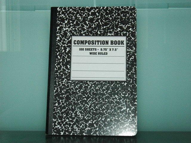 Te negro libro de la composici n de marmol 100ct libretas for Composicion del marmol
