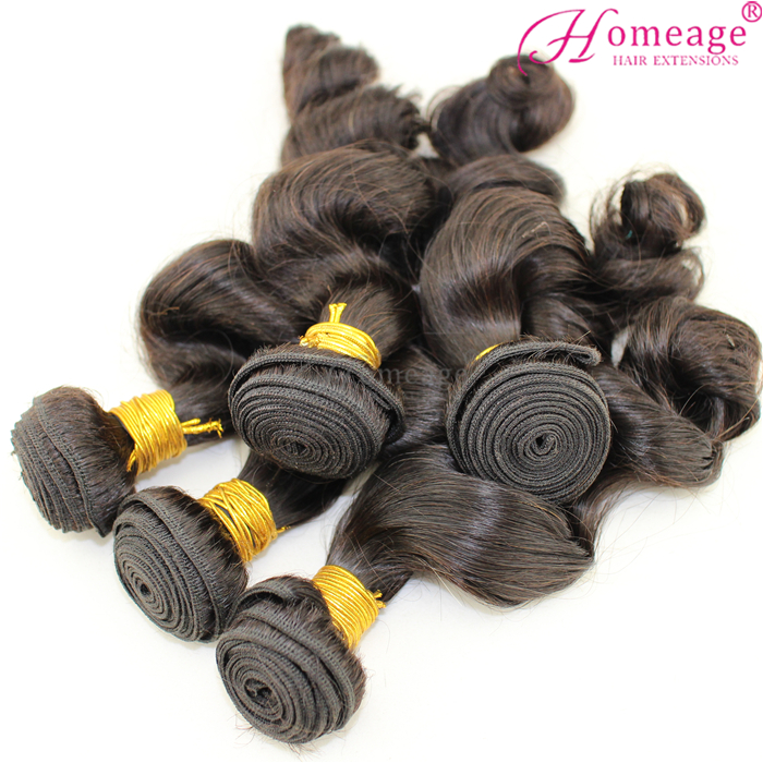 Homeage Best Vendor Premium Quality No Chemical New Products virgin indian remy hair for cheap