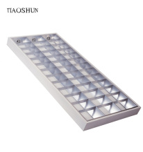 Hot seller t5 plate 120w 1200*600mm fluorescent led ceiling mounted grid lighting fixture