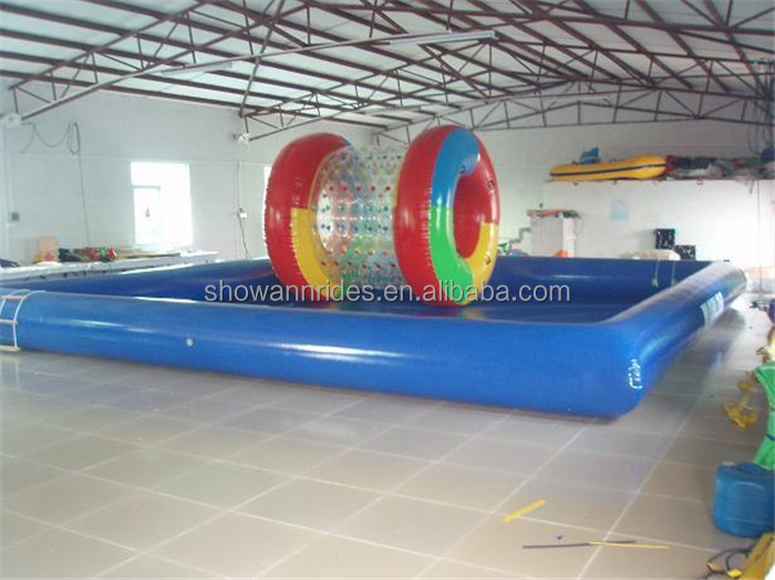 Giant Inflatable Pool Float Flamingo Inflatable Square