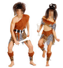 Factory Hot Sale Sexy Indian Costume DJ Dance Party/Party Cosplay Savage Indian Costume For Men/woman