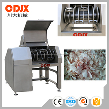 High-rate different types commerical frozen meat slicer machine