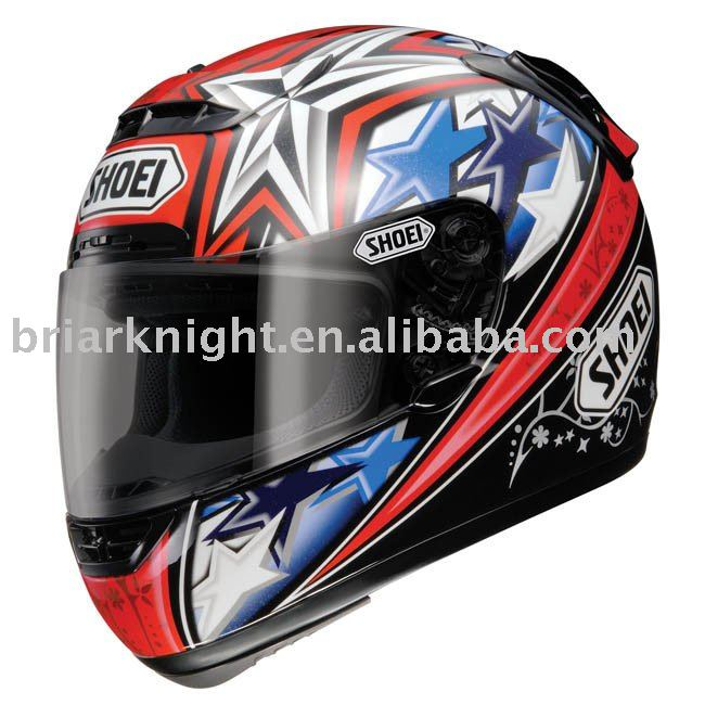 DOT SHOEI helmet
