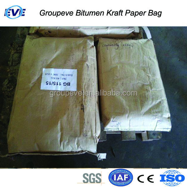Kraft Paper Bag for Packing Blown Asphalt