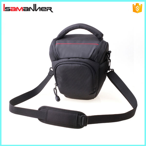 Outdoor travelling hiking climbing digital waterproof dslr photo bag
