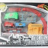ELECTRIC RAILWAY PLAY SET TOYS