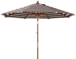 Dickson Outdoor Umbrella for the Hospitality Sector