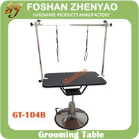 Hydraulic lifting pet grooming table/ZHENYAO GT-104B dog grooming table