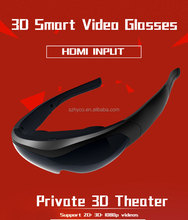 New 3D & 2D Android WIFI Touch Screen Video Glasses 854x480 FPV glasses