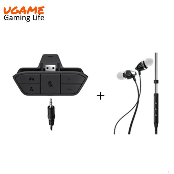 Newest design most popular for xbox one headset adapter