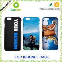 Hot selling promotion custom printed case for iphone mobile phone case