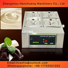 Electric heating plate chocolate melting machine/Chocolate Making Equipment/chocolate thawing tank