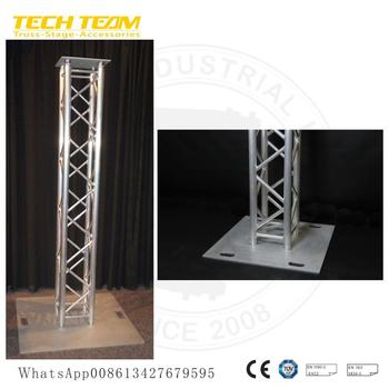 Moving head light truss, lighting truss, light stand, easy to assemble!