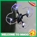 Hubsan H107 Upgraded Led Version H107L (the HUBSAN X4 v2) 2.4G 4CH Mini Quadcopter RTF