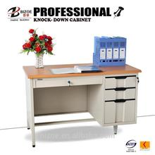 hot sell practical cheap metal kd compact computer desk