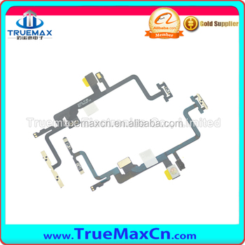 Power Volume Button Flex Cable for iPhone 7 for iPhone 7 Plus