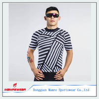 Outdoor Sports Men's Cycling Jersey Bicycle MTB Shirts Custom Gym Cycling clothing
