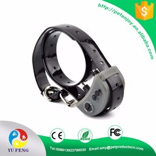 New Arrival Waterproof Rechargeable Pet Dog Electronic Shock Bark Stop Trainer Collar