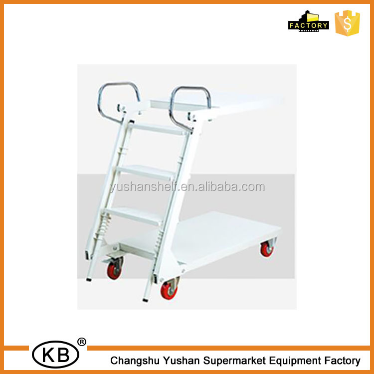 High Quality Foldable Ladder Rack Truck
