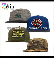 Camper 5 Panel TRAPPER 7 Panel Rippin Snapback cap hat