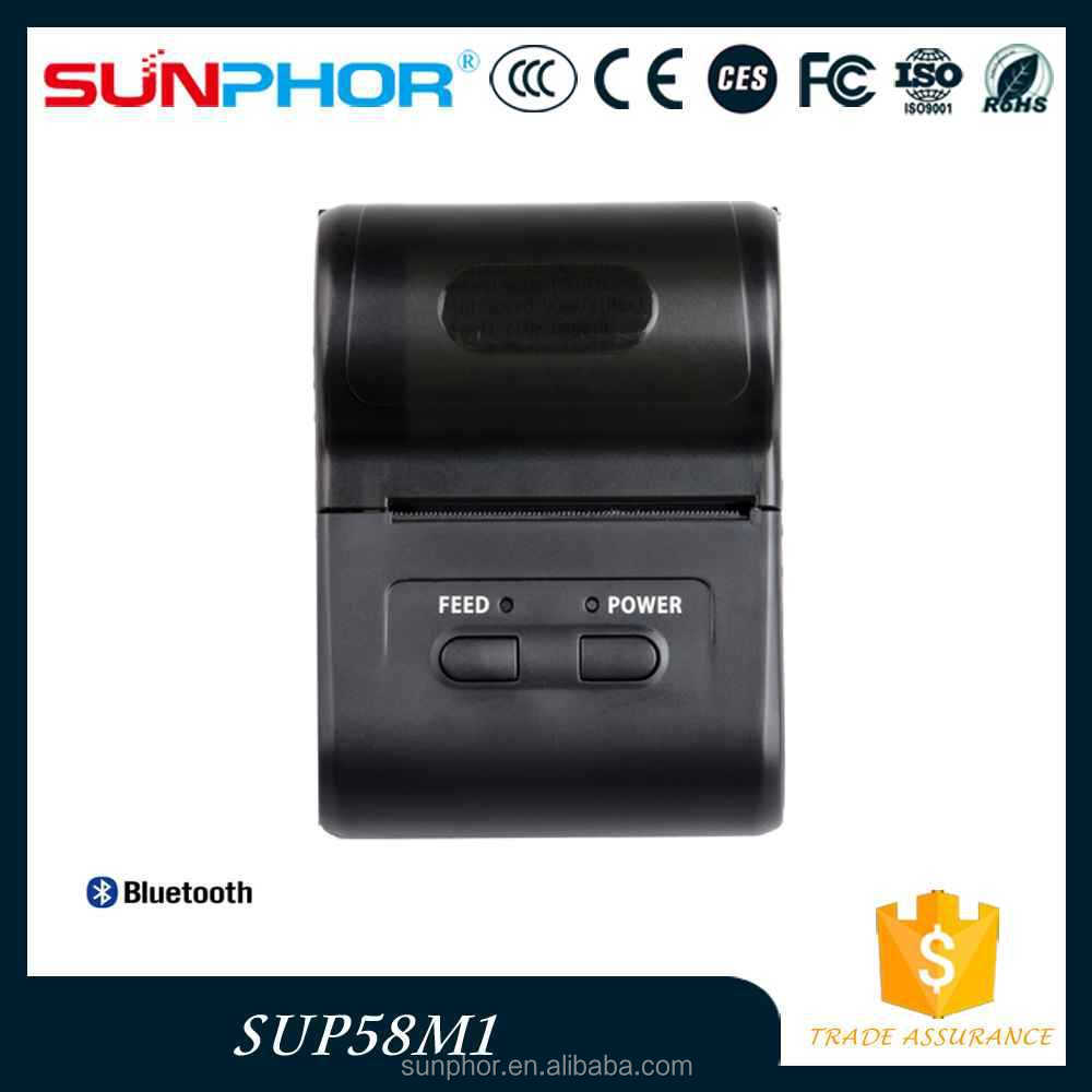 wifi thermal receipt printer Java IOS Support