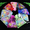Mixed Colors Cheap Organza Jewelry Gift