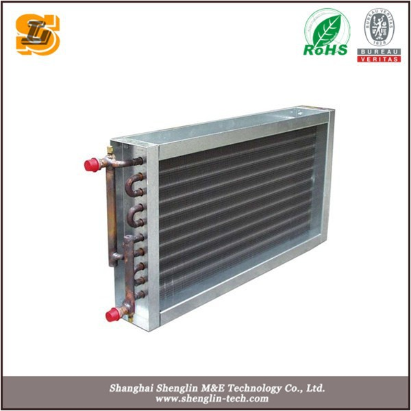 high performance copper tube ceiling mounted radiators