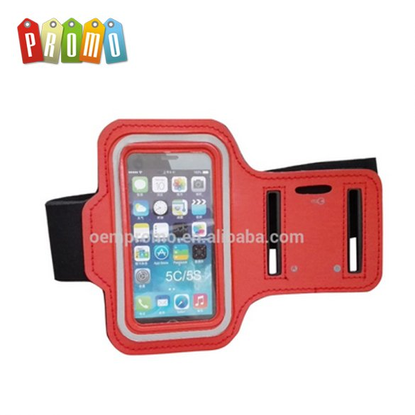 Neoprene Arm band cell phone holder,Waterproof sports arm band case for smartphone