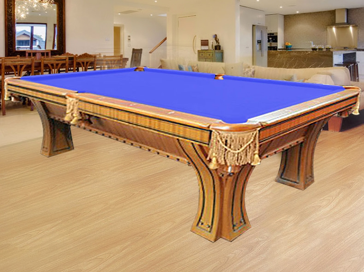 Tengbo TBM US 80 Antique Brunswick Pool Tables For Sale