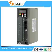 Sanch high position new 0.75kw single/three phase 380v ac servo motor and servo drive