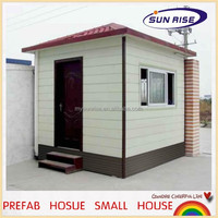 fast installation low cost durable most strong house prefabricated wooden house in market