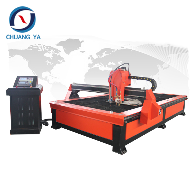 Factory price!! China professional low cost 1325 cnc plasma cutting machine for carbon metal stainless steel iron