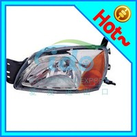 Car led head light for Ford 07L25D01 08L25D01