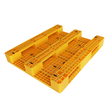 Commodity display heavy duty hdpe pallet plastic