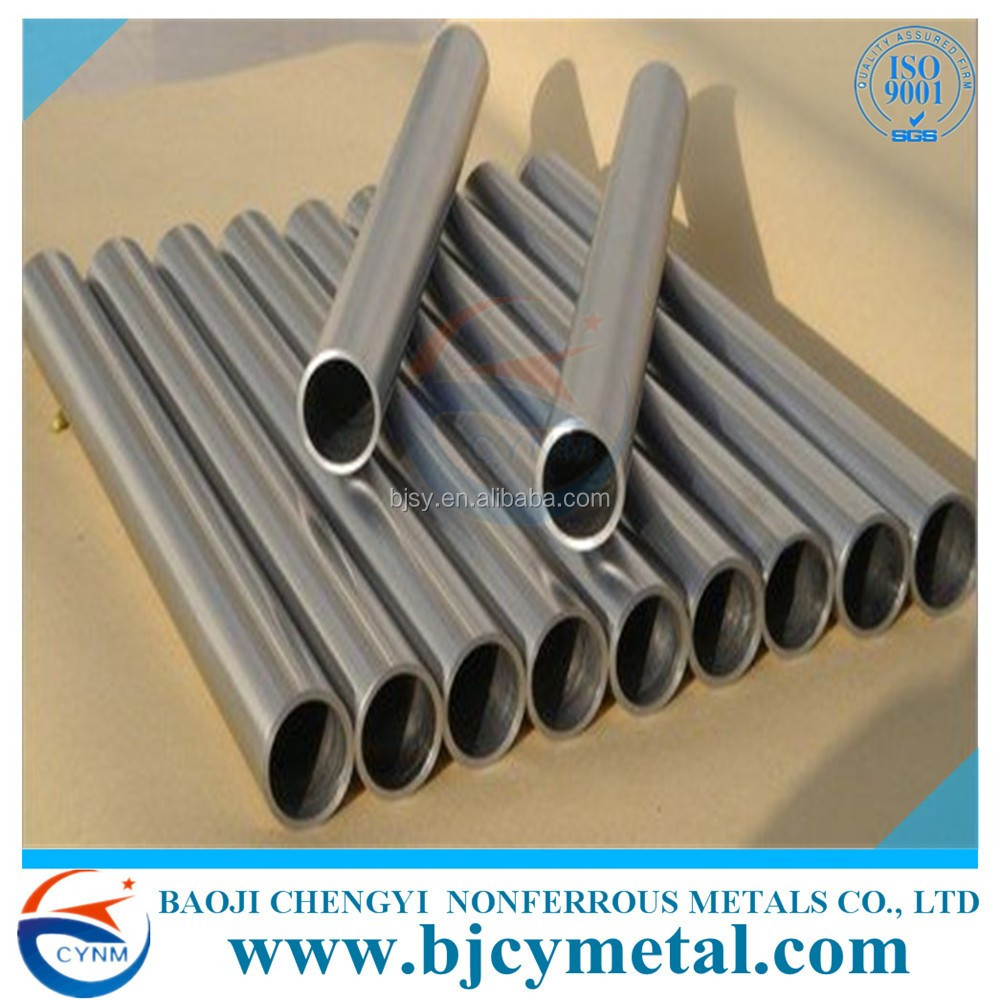 Cost-effective Price Pure Tungsten Carbide Alloy Metal Tube/Pipe for Sale