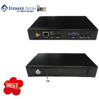SC-8028 3G Network Digital Signage compact hd 1080p media player