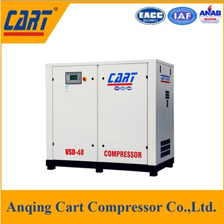 Hot Sale Rotary Compressor Air Compressors VSD-30 high speed medical equipment industry air compressor price
