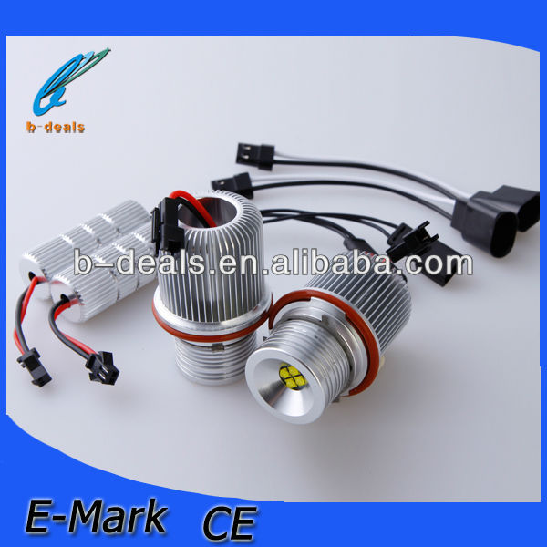 New design Low price high quality 32 W One year warranty LED marker angel eyes car kits