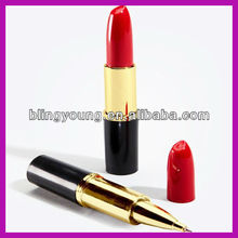 Fashion bling lipstick pen with crystal BY-2083
