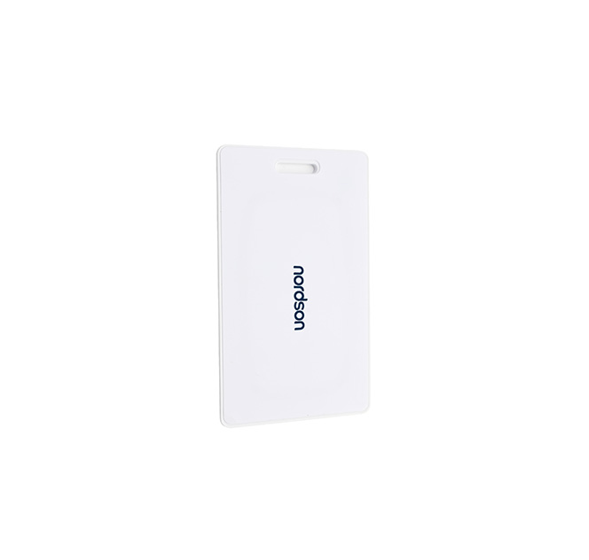 Leather Holder 13.56mhz Rfid Tag Animal Ear Plastic Id Card