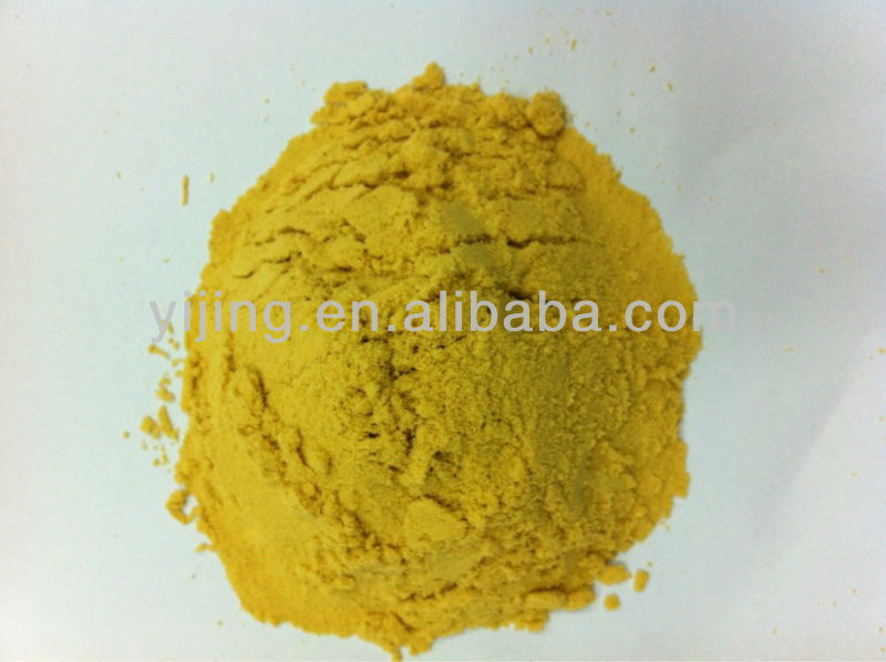 waste water treatment chemicals poly ferric sulfate PFS
