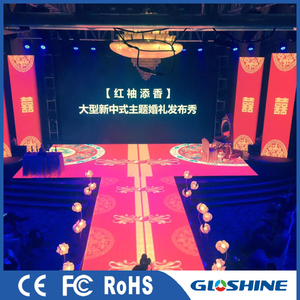 Gloshine S4.81 China No.1 led video wall panel manufacturer