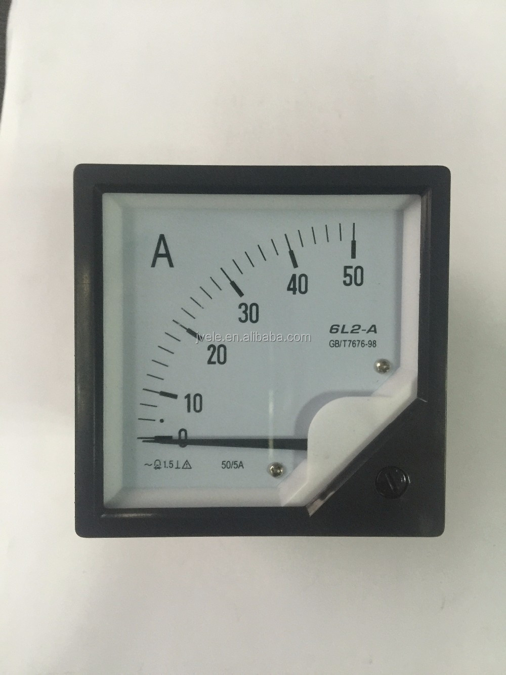 To supply digital panel ac dc ampere meter and volt meter