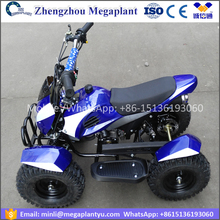 Factory supply china 49cc mini atv quad