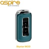 Aspire SkyStar Mod 210W VW | VV | Bypass | CPS | TCR MOD OLED OLED Touch screen dual 18650 battery 210 watt mod